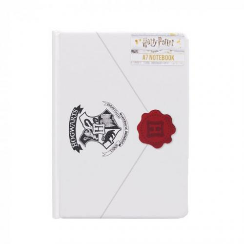 HARRY POTTER - Lettres - Notebook A7