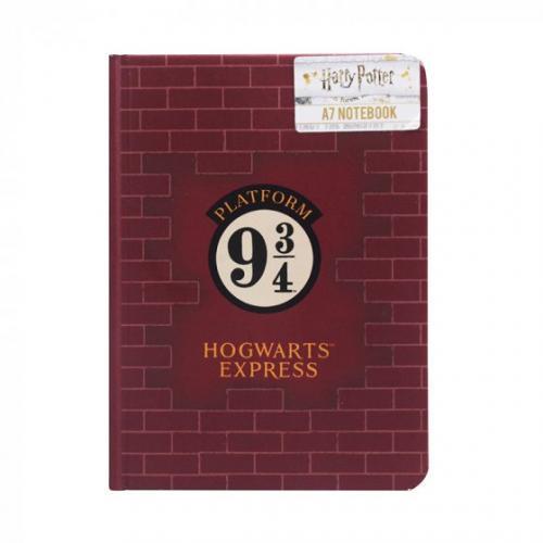 HARRY POTTER - Quai 9 3/4 - Notebook A7