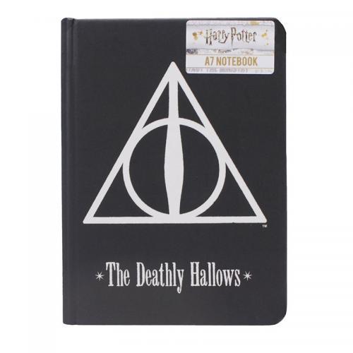 HARRY POTTER - Reliques de la mort - Notebook A7