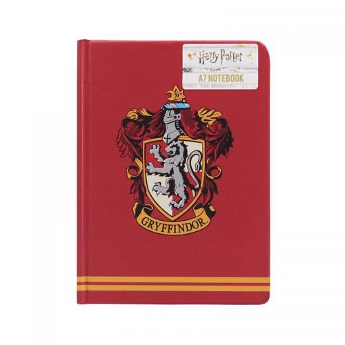 HARRY POTTER - Gryffondor - Notebook A7