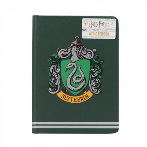 HARRY POTTER - Serpentard - Notebook A7