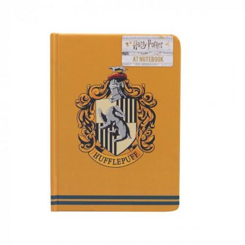 HARRY POTTER - Poufsouffle - Notebook A7