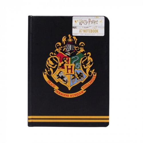 HARRY POTTER - Poudlard - Notebook A7