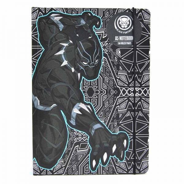 MARVEL - NoteBook - Black Panther_1