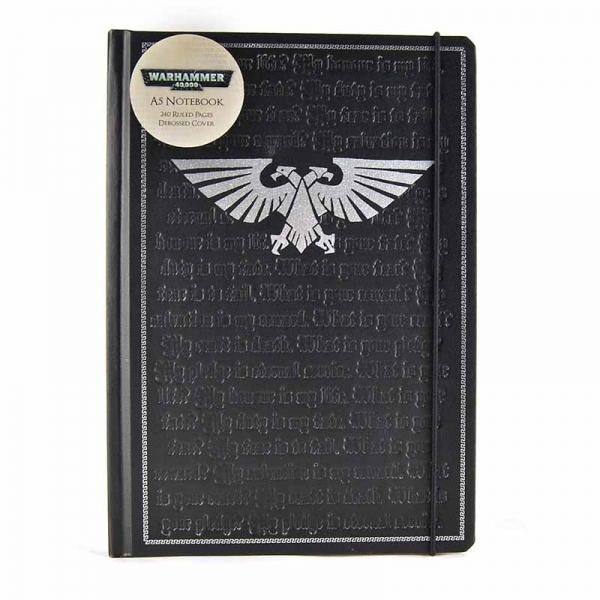 WARHAMMER - NoteBook A5 - Pledge