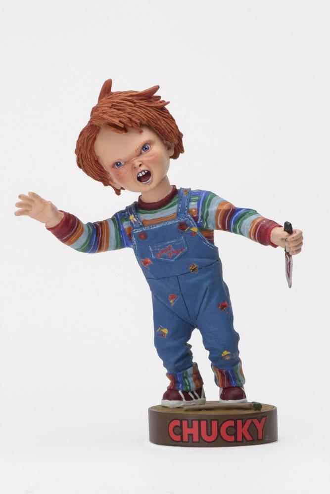 CHUCKY - Child's Play - Knocker Chucky with knife - 18cm