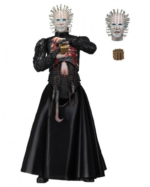 HELLRAISER - Ultimate Pinhead - Figurine 17cm