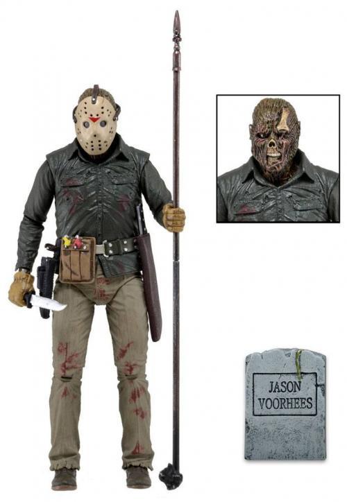 VENDREDI 13 - Jason Chapitre 6 - Figurine 18cm
