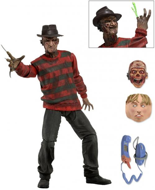 GRIFFES DE LA NUIT - Freddy Krueger - Figurine 30th Anniversary 18cm