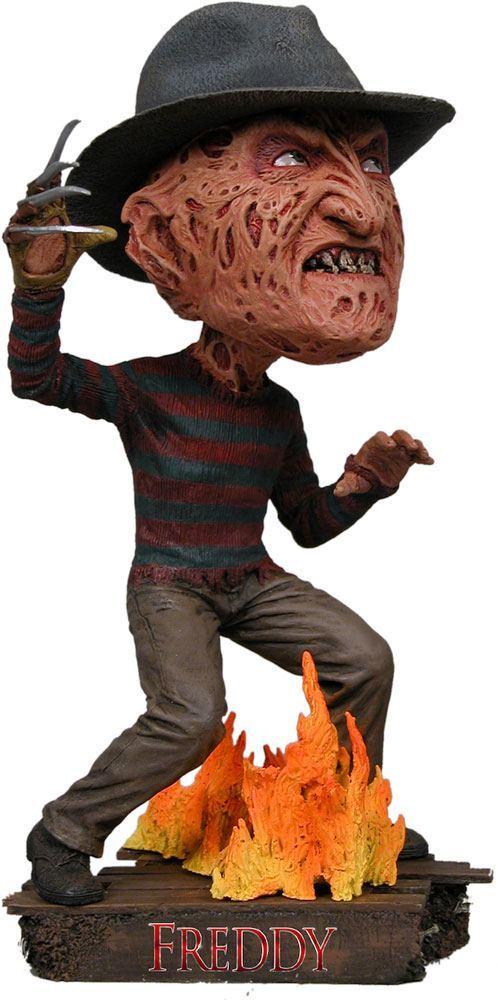 GRIFFES DE LA NUIT - Freddy Krueger - Figurine Head Knocker 18cm