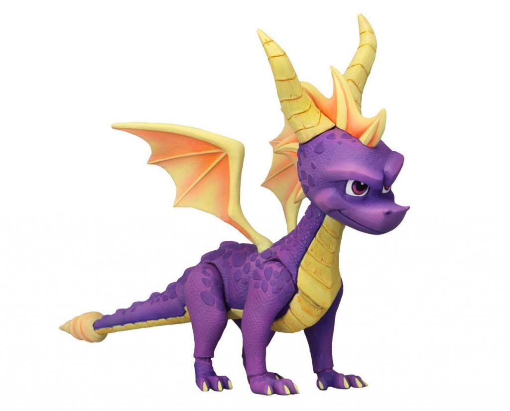 SPYRO - Action Figure - Spyro The Dragon - 18cm