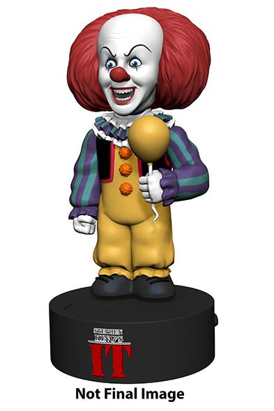 IT - Body Knocker - Pennywise '1990' - 16cm