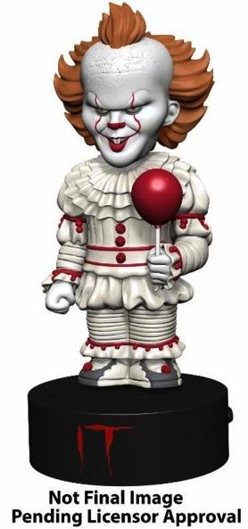 IT - Body Knocker - Pennywise '2017' - 16cm