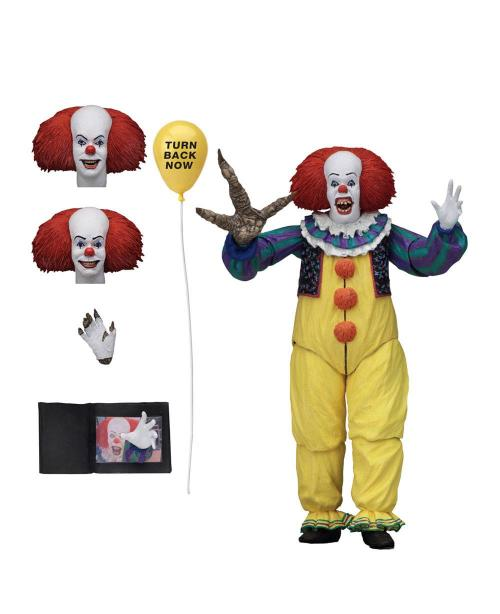 CA - Ultimate Pennywise Version 2 - Figurine 18cm