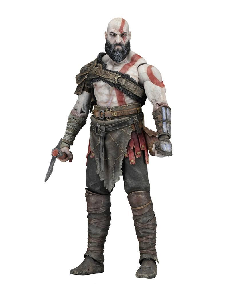 GOD OF WAR 2018 - Kratos 1/4 Scale Figure - 45cm