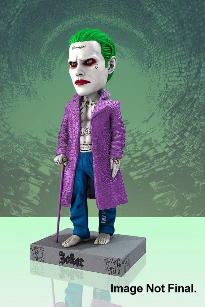 SUICIDE SQUAD - Joker Headknocker - 20cm
