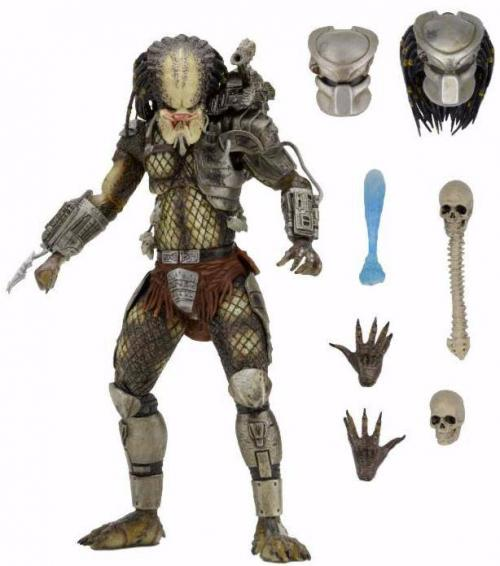 PREDATOR - Ultimate Jungle Hunter - Figurine 18cm