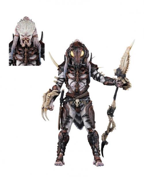 PREDATOR - Ultim Alpha Predator 100th edition - Figurine 20cm