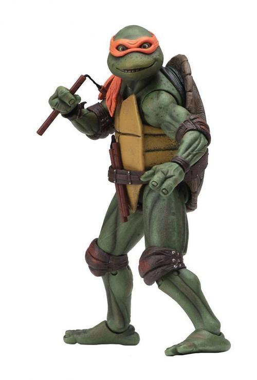 NINJA TURTLES - Action Figure - Michelangelo - 18cm