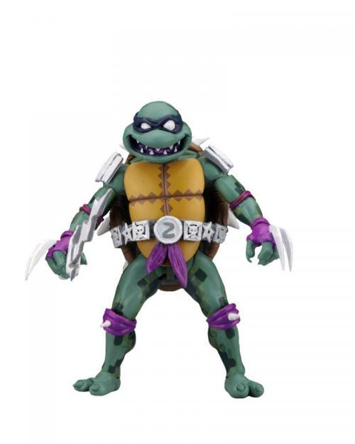 TORTUES NINJA - Slash - Figurine Turtles in Time 18cm
