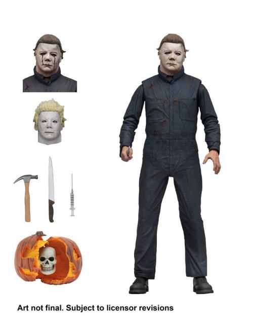HALLOWEEN 2 - Michael Myers - Figurine Ultimate NECA - 18cm
