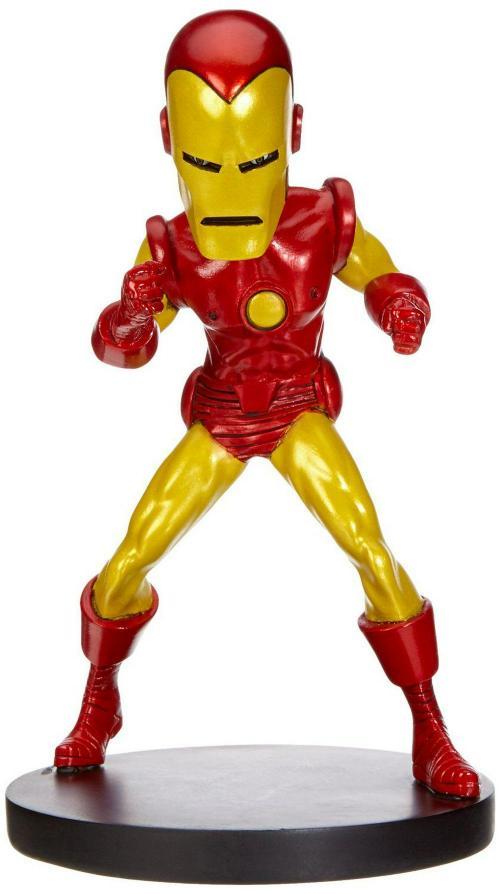 MARVEL - Iron Man - Figurine Extreme Head Knocker NECA - 20cm