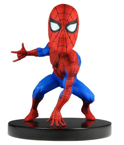 MARVEL - Spider-Man - Figurine Extreme Head Knocker 13cm