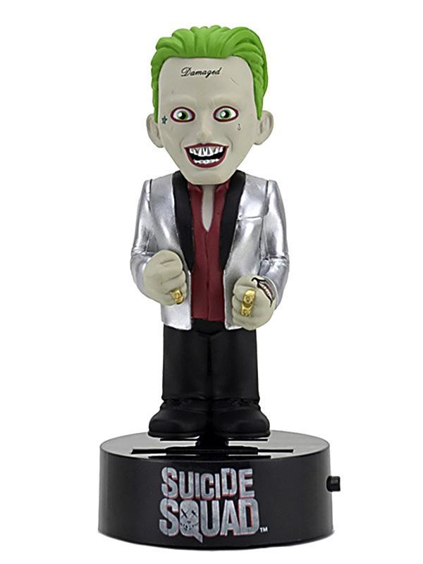 SUICIDE SQUAD- Body Knocker - Joker Solar Powered - 16cm
