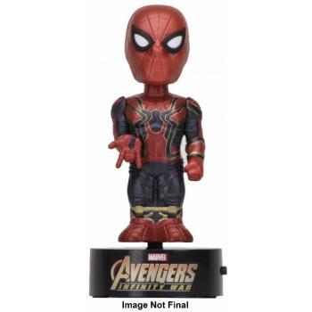 AVENGERS INFINITY WAR - Body Knocker - Spider-Man - 16cm