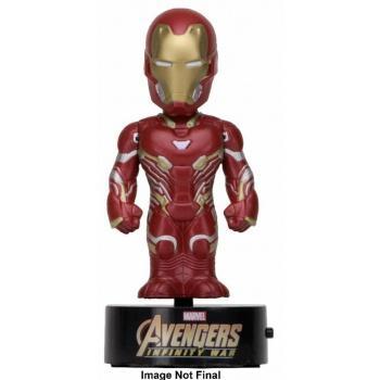 AVENGERS INFINITY WAR - Body Knocker - Iron Man - 16cm