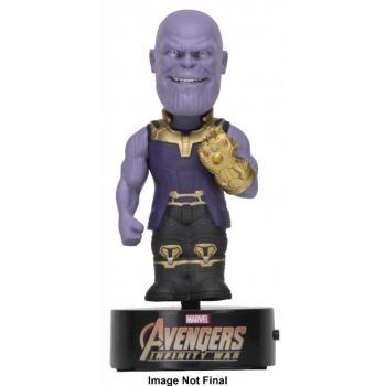 AVENGERS INFINITY WAR - Body Knocker - Thanos - 16cm