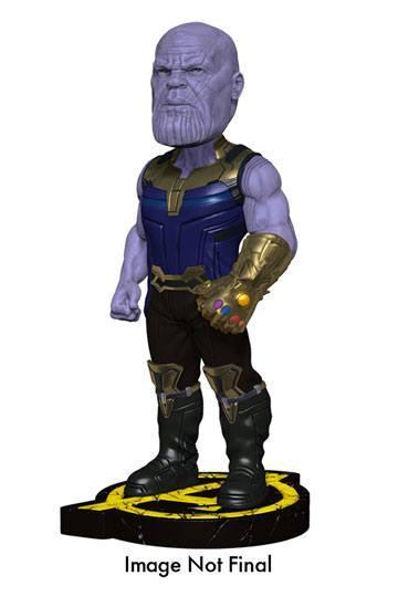 AVENGERS INFINITY WAR - Head Knocker - Thanos - 20cm