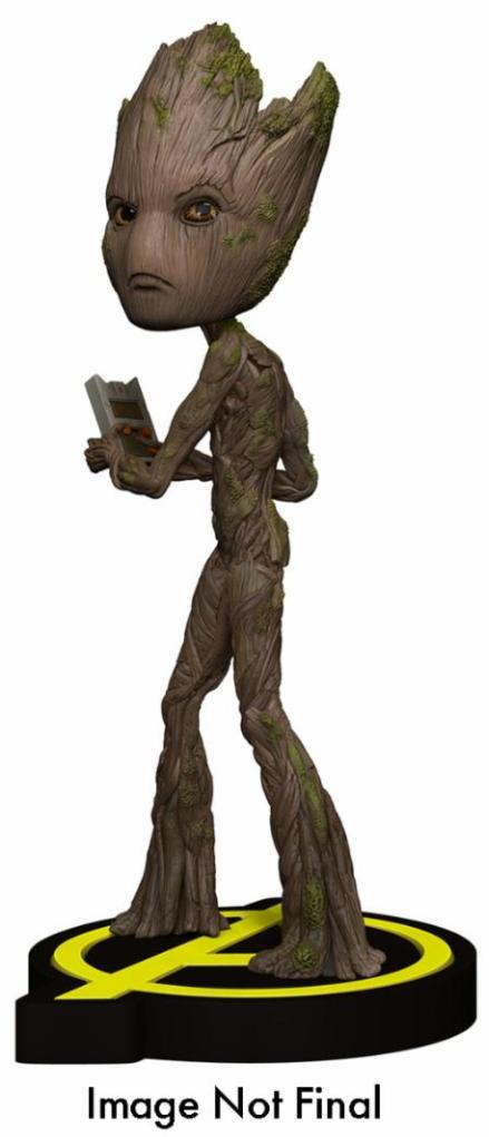 AVENGERS INFINITY WAR - Head Knocker - Groot - 20cm