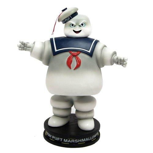 GHOSTBUSTERS - Stay Puft Deluxe Motion Statue - 17cm