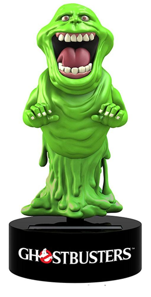 GHOSTBUSTERS - Body Knocker Solar Powered - Slimer - 16cm