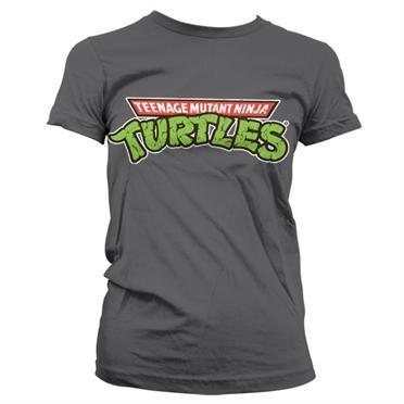 TMNT - Logo - T-Shirt Girl (S)