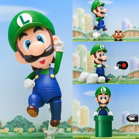 NINTENDO - Figurine Nendoroid Luigi