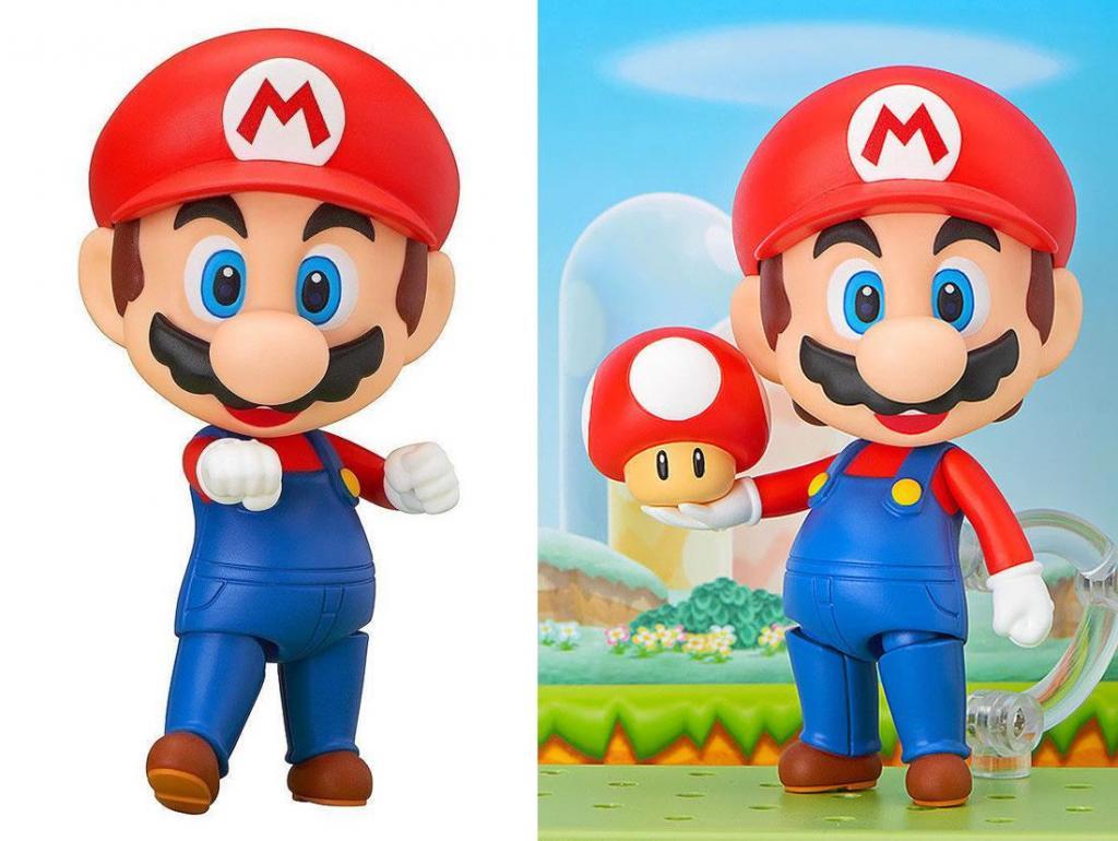 NINTENDO - Figurine Nendoroid Mario