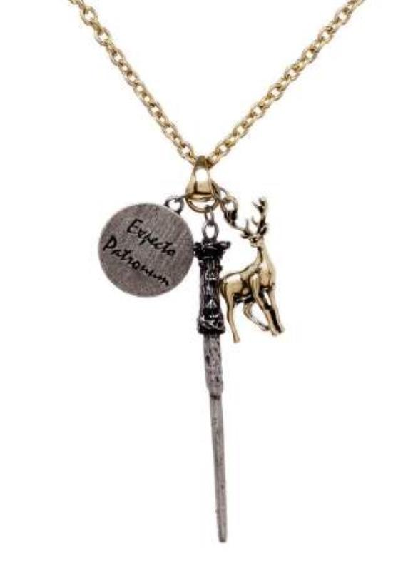 HARRY POTTER - Collier Expecto Patronum Charm