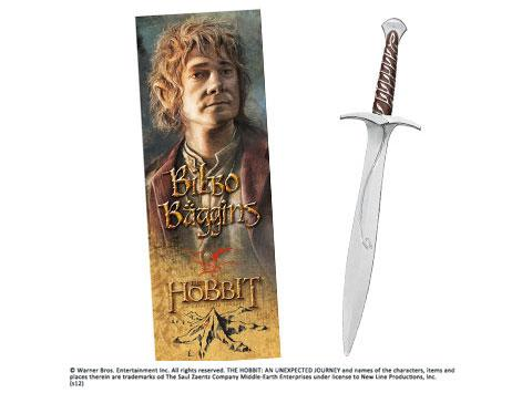 THE HOBBIT - Dard - Stylo + Marque-Pages