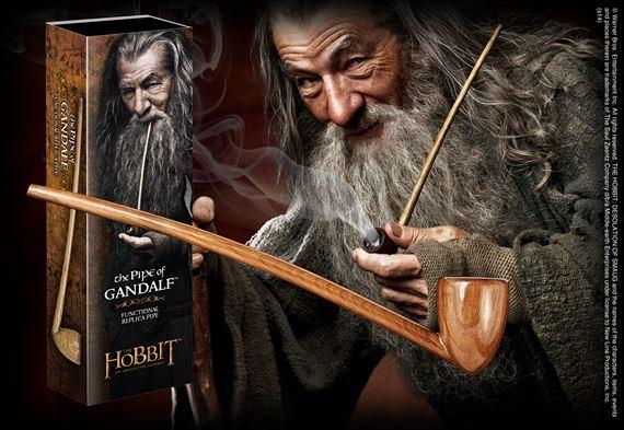 THE HOBBIT - Pipe de Gandalf