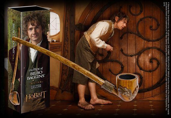 THE HOBBIT - Pipe de Bilbon Sacquet