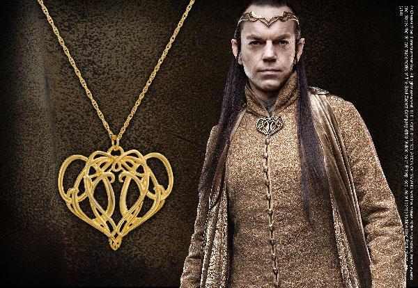 THE HOBBIT - Elrond - Pendentif