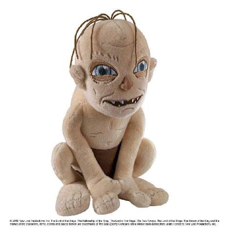 LORD OF THE RINGS - Peluche Gollum - 23cm