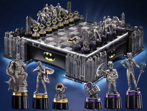 DC COMICS - Echiquier Batman