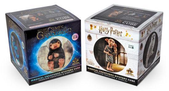 HARRY POTTER - Cubes Mystères Créatures Magiques - Display 8 pcs_2