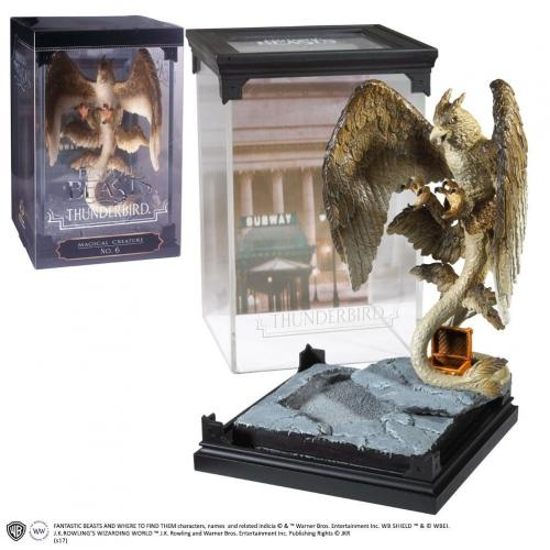 FANTASTIC BEASTS - Figurine Créature Magique - Thunderbird