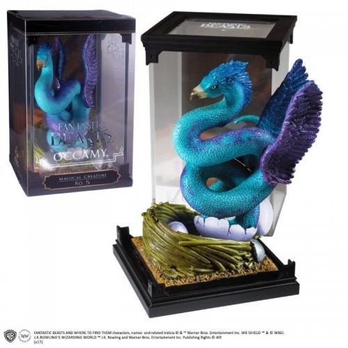 FANTASTIC BEASTS - Figurine Créature Magique - Occamy