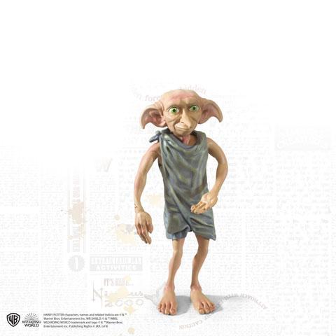 HARRY POTTER - Figurine Dobby - Articulée - 19cm