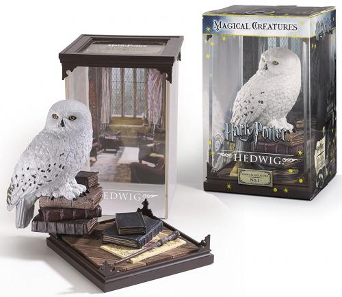 HARRY POTTER - Figurine Créature Magique 01 - Hedwige